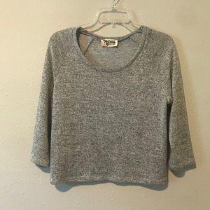Show Me Your Mumu Mellow Crop Sweater